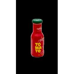 Zumo de tomate en botella...