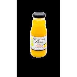 Zumo ecológico de naranja...
