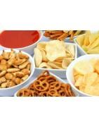 Aperitivos, Frutos secos y snacks